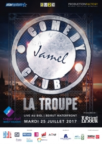 Jamel Comedy Club in Beirut Holidays