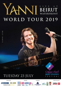 Yanni in Beirut Holidays