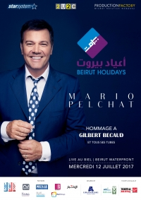 Mario Pelchat in Beirut Holidays